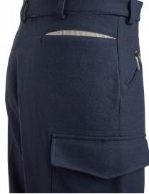Pantalone Cellar Door Cargo 2 blu pantaloni uomo acquista online