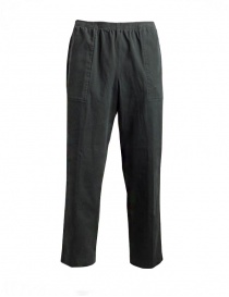 Mens trousers online: Cellar Door Artur green trousers