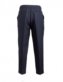 Cellar Door Leo T navy blue trousers buy online