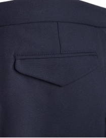 Cellar Door Leo T navy blue trousers price
