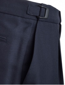 Cellar Door Leo T navy blue trousers mens trousers buy online