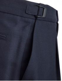 Pantalone Cellar Door Leo T colore navy pantaloni uomo acquista online