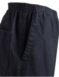 Pantalone Cellar Door Artur colore blu in velluto prezzo