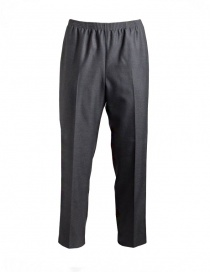 Pantalone Cellar Door Alfred colore grigio online