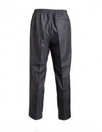 Pantalone Cellar Door Alfred colore grigio