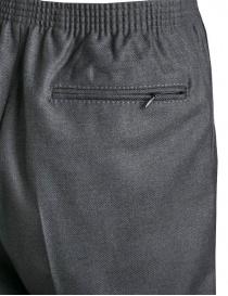 Pantalone Cellar Door Alfred colore grigio prezzo