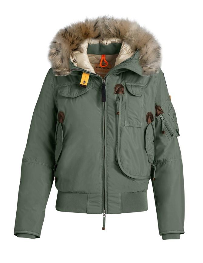 Bomber Parajumpers Gobi Light verde salvia PM JCK MG01 GOBI LIGHT 716 giubbini uomo online shopping