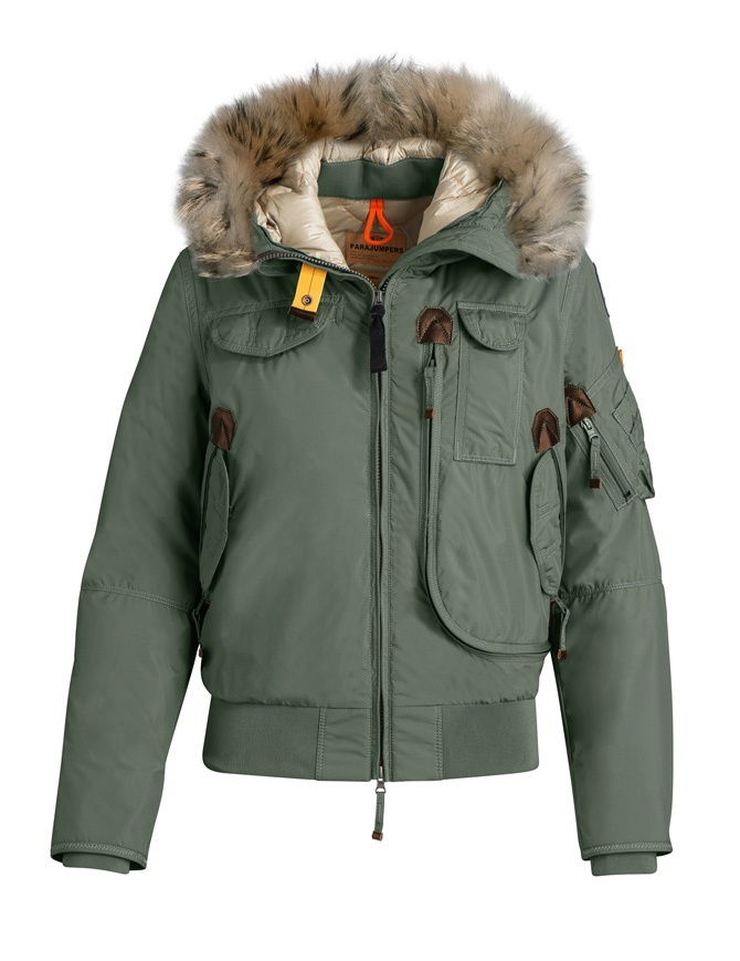 Parajumpers Gobi Light sage green bomber PM JCK MG01 GOBI LIGHT 716 mens jackets online shopping