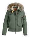 Parajumpers Gobi Light sage green bomber buy online PM JCK MG01 GOBI LIGHT 716