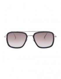 Occhiali da sole Kyro Mckay nero opaco modello Sanya C5 SANYA C5