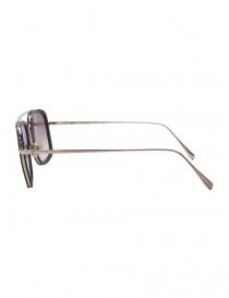 Occhiali da sole Kyro Mckay nero opaco modello Sanya C5