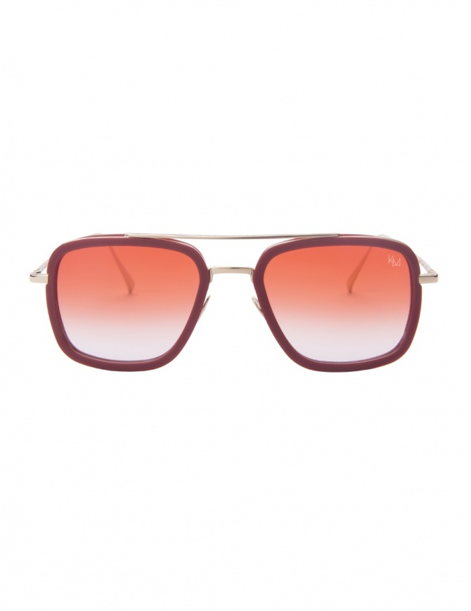 Kyro Mckay red sunglasses Sanya C3 model SANYA C3 glasses online shopping