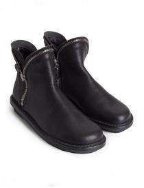 Trippen Diesel black ankle boots online