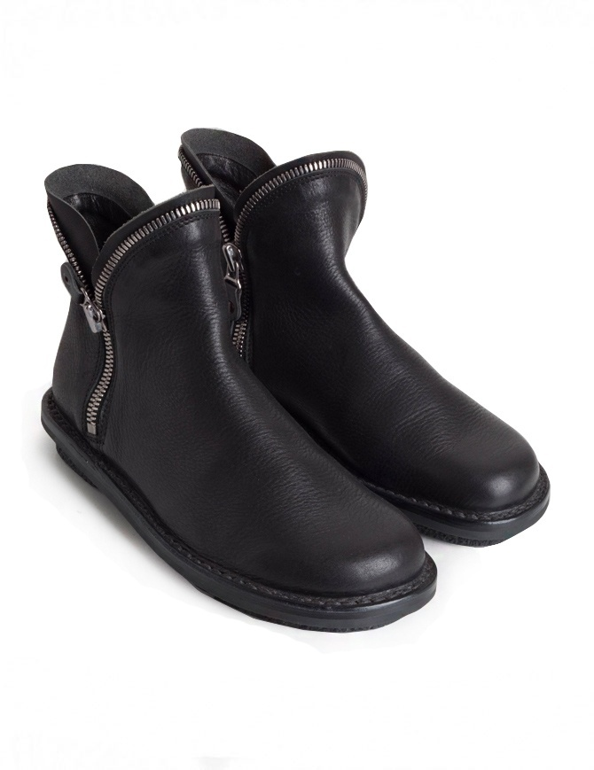Trippen Diesel black ankle boots DIESEL NERO womens shoes online shopping