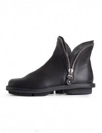 Trippen Diesel black ankle boots