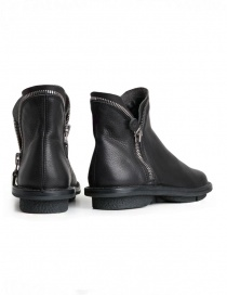 Trippen Diesel black ankle boots price