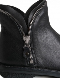 Trippen Diesel black ankle boots womens shoes buy online