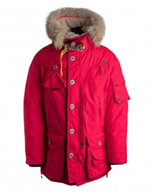 Parajumpers Musher red jacket PM JCK PQ02 MUSHER 723 order online