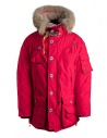 Parajumpers Musher red jacket buy online PM JCK PQ02 MUSHER 723