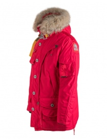 Giubbotto Parajumpers Musher rosso acquista online
