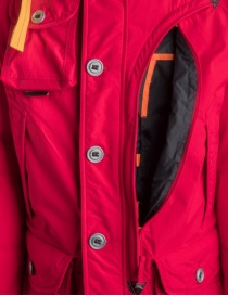 Parajumpers Musher red jacket buy online price