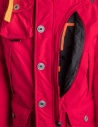 Giubbotto Parajumpers Musher rosso prezzo PM JCK PQ02 MUSHER 723shop online
