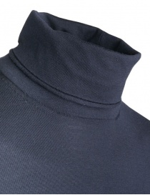 Goes Botanical blue turtleneck sweater price