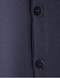 Polo Goes Botanical blu con bottoni prezzo