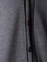 Cardigan Goes Botanical grigio con taschino 115/1001 GRIGIO MEDIO acquista online