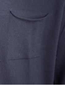 Goes Botanical blue cardigan in merino wool price
