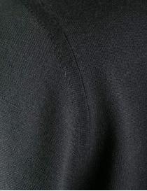 T-shirt Goes Botanical nera in lana merino prezzo
