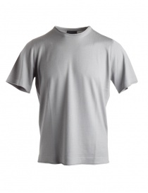 Mens t shirts online: Goes Botanical grey T-shirt