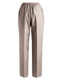 Pantaloni da donna Cellar Door pied de poule beige acquista online