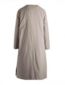 Piumino lungo Plantation colore verde khaki giubbini donna acquista online
