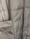 Piumino lungo Plantation colore verde khaki prezzo PL88FA606 KHAKIshop online
