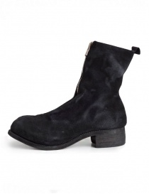 Guidi PL2 horse reverse leather ankle boots buy online