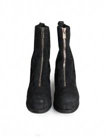 Stivaletto Guidi PL2 in pelle di cavallo rovesciata calzature uomo acquista online