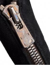 Stivaletto Guidi PL2 in pelle di cavallo rovesciata calzature uomo prezzo