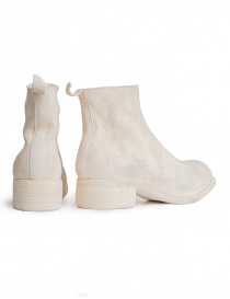 Guidi PL1 white horse reverse leather ankle boots price