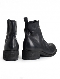 Guidi PL1 black horse leather ankle boots price