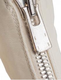 Guidi PL1 stivaletto bianco in pelle di cavallo calzature donna prezzo