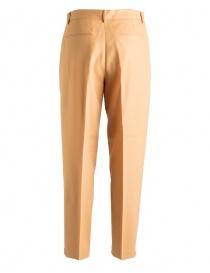 Cellar Door Sveva ochre mustard colored trousers buy online