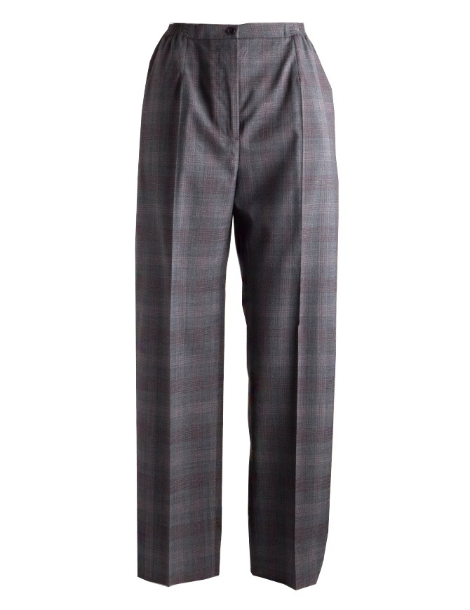 Cellar Door Pendle tartan trousers PENDLE- B205 COL. 295 womens trousers online shopping