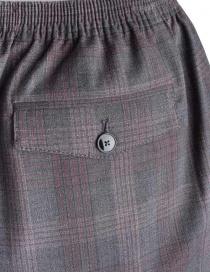 Cellar Door Pendle tartan trousers price