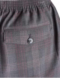 Pantalone Cellar Door Pendle tartan prezzo