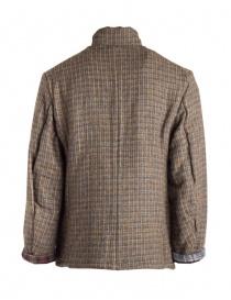 Giacca Kapital in lana a doppia trama
