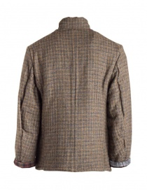 Kapital wool jacket with double weft