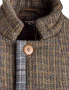 Kapital wool jacket with double weft K1612LJ320 GLD price