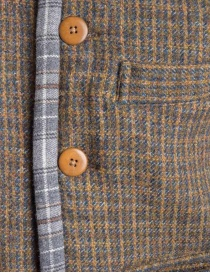Kapital wool jacket with double weft mens jackets buy online