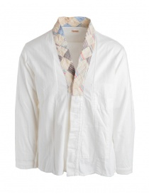 Kapital white cotton shirt online